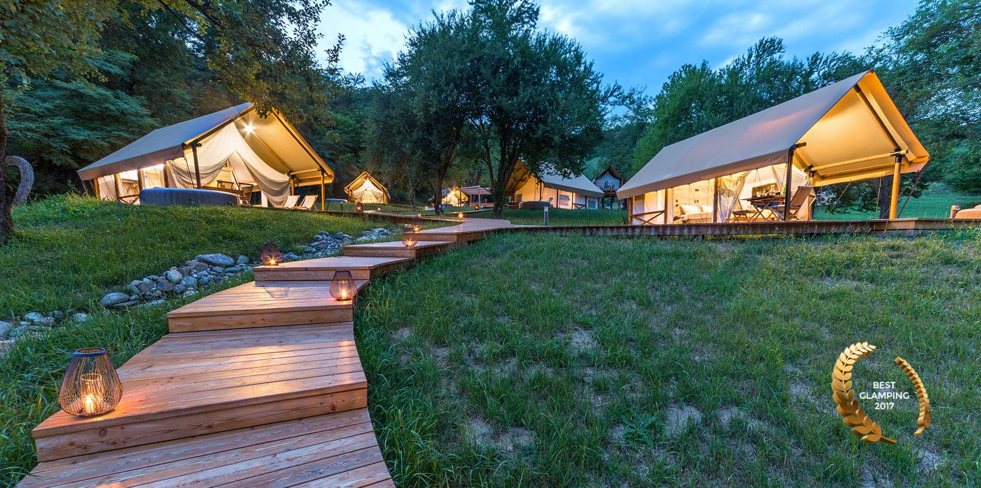 Vineyard Glamping resort
