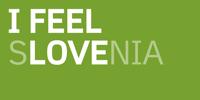 logo i feel slovenia