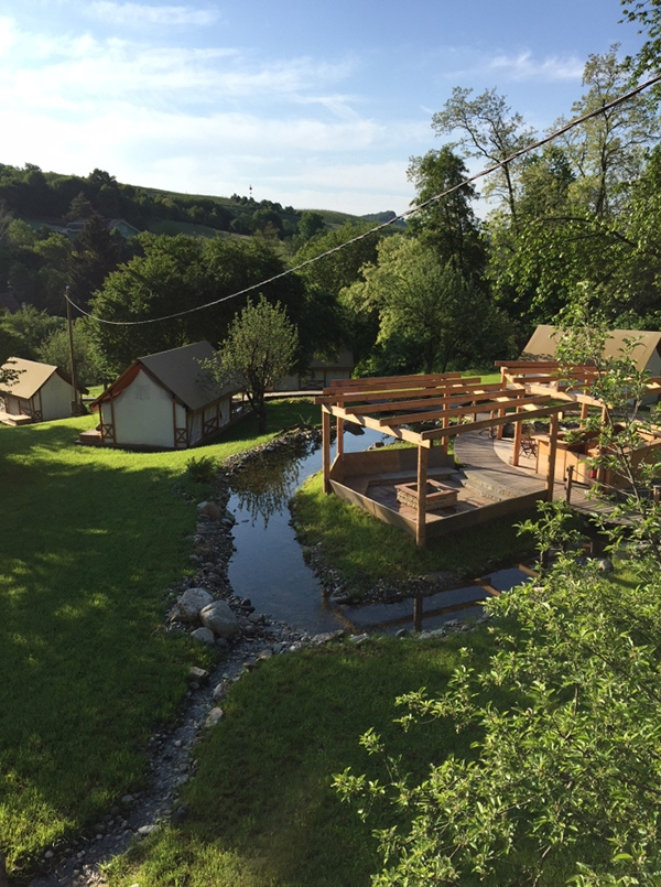 chateau ramsak glamping resort